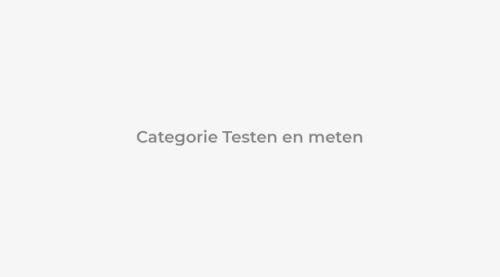 Testen en meten
