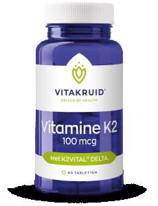 Vitamine K2 100 mcg